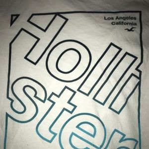 Hollister Short Sleeve Graphic Tee